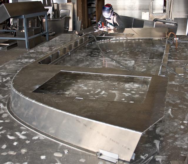 transom-weld